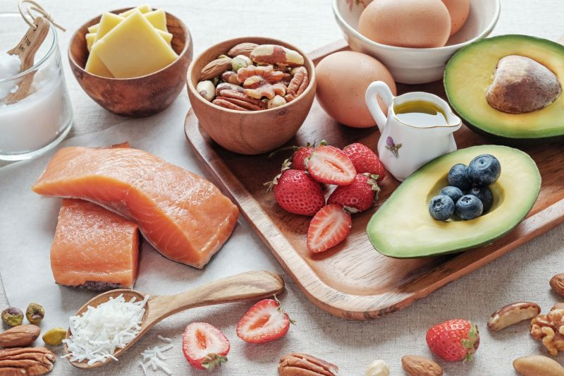 Aurikulotherapie dissoziierte Ernährung